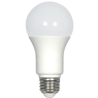 E26 Medium Standard LED Light Bulb Wattage: 6, Bulb Temperature: 4000K