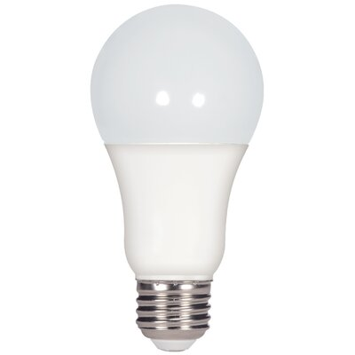 E26 Medium Standard LED Light Bulb Wattage: 15, Bulb Temperature: 3000K