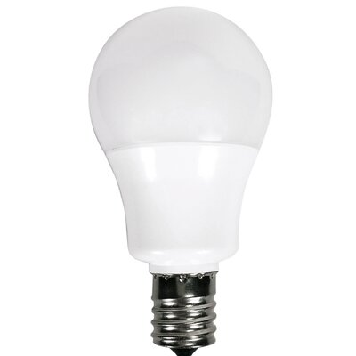6W E17 Intermediate LED Light Bulb Bulb Temperature: 2700K