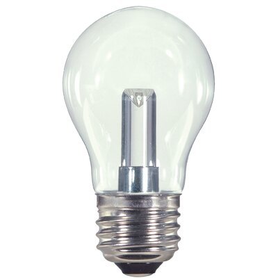 1W E26 Medium Standard LED Light Bulb