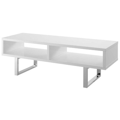 Croyle 47 TV Stand Color: White