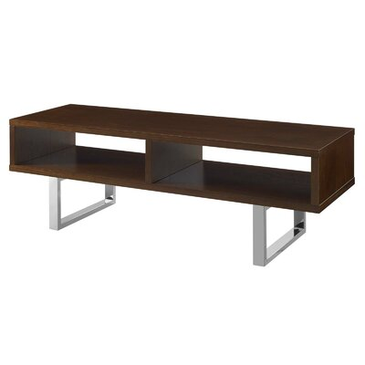 Croyle 47 TV Stand Color: Walnut