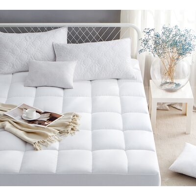Down Alternative Mattress Pad Bed Size: Full