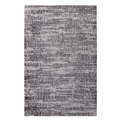Bonney Light/Dark Gray Area Rug Rug Size: Rectangle 8 x 10