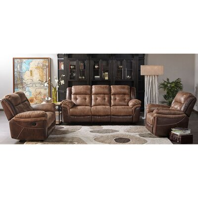 Denisha 2 Piece Living Room Set