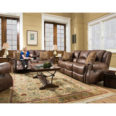 Shaan 3 Piece Living Room Set