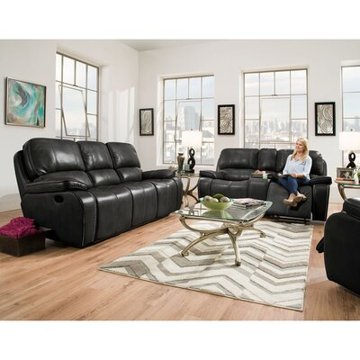 Weddington 3 Piece Living Room Set