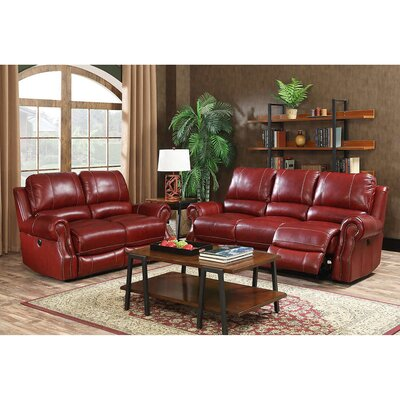 Denis 2 Piece Living Room Set