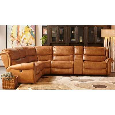 Derrall Reclining Sectional