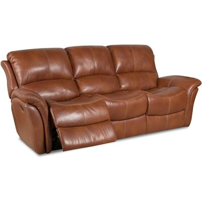 Czapla Leather Reclining Sofa