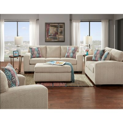 Wegman 3 Piece Living Room Set