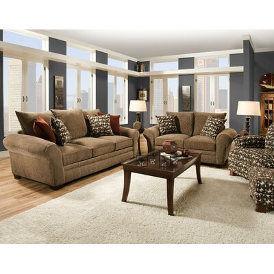 Derick Configurable Living Room Set