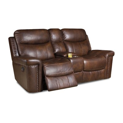 Heineman Reclining Loveseat Recliner Mechanism: Manual