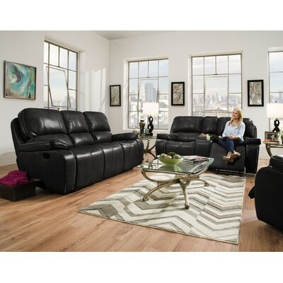Weddington Rocker Recliner Reclining Type: Power Recline, Motion Type: No Motion