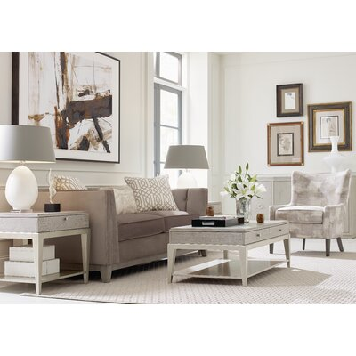 Cinema Rectangular 2 Piece Coffee Table Set