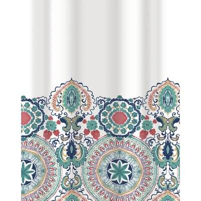 Lucerne Cotton Shower Curtain