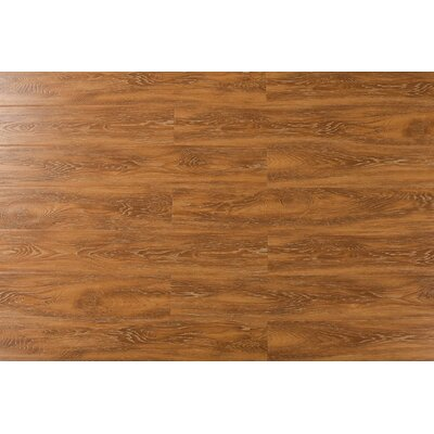 Archard 7 x 48 x 12mm Oak Laminate Flooring in Mocha