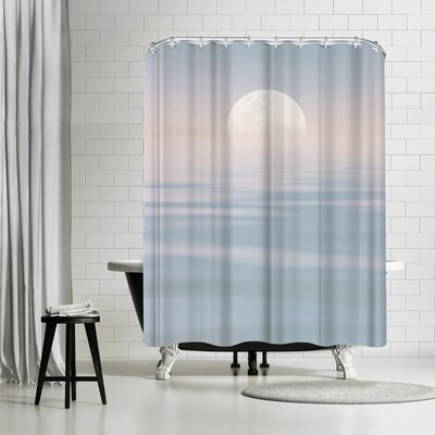 Lebens Art Meer Shower Curtain