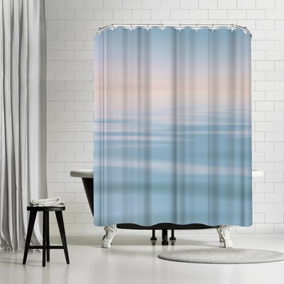 Lebens Art Meer Shower Curtain