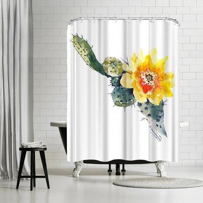 Solveig Studio Cactus Shower Curtain