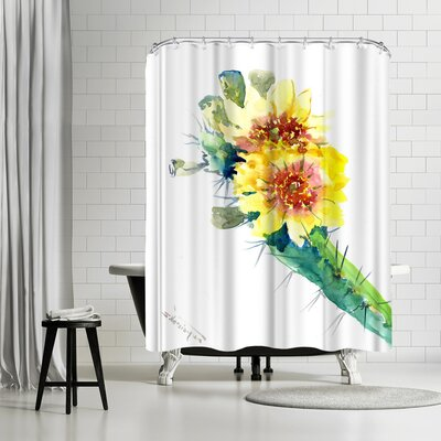 Solveig Studio Cactus  Shower Curtain
