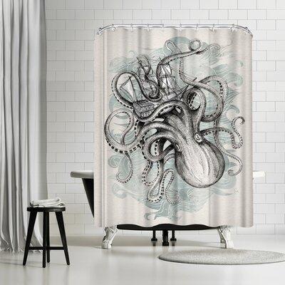 David Fleck The Baltic Sea Shower Curtain
