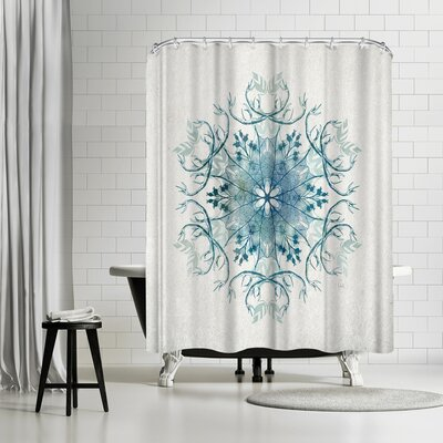 David Fleck Drift Shower Curtain