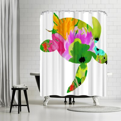 Edith Jackson Escape Shower Curtain