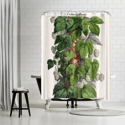 New York Botanical Garden Schlingpflanze Shower Curtain