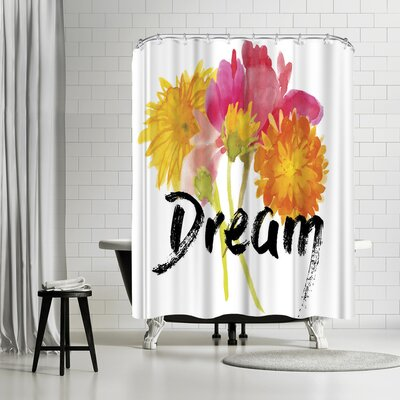 Edith Jackson Dream Shower Curtain