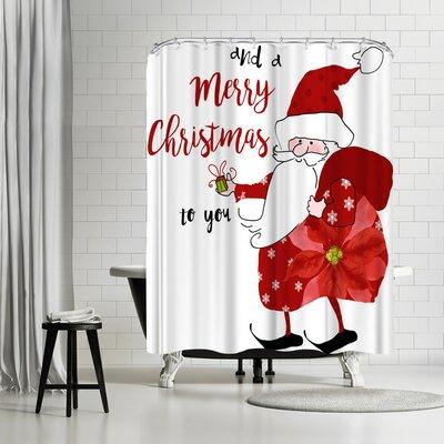 Edith Jackson For You Shower Curtain