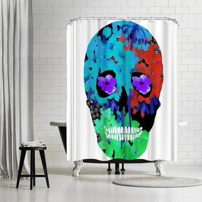 Edith Jackson Jake Shower Curtain