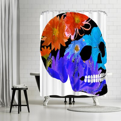 Edith Jackson Simple Simon Shower Curtain