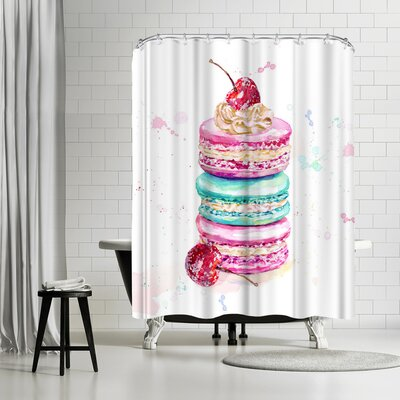 Harrison Ripley Macaroons Shower Curtain