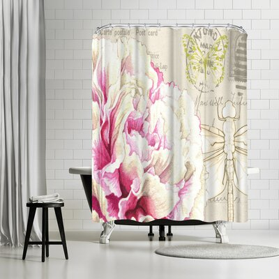 Solveig Studio Carnation Shower Curtain