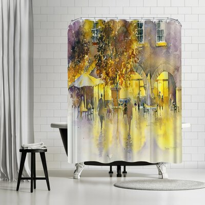 Rachel McNaughton Evening Stroll Shower Curtain