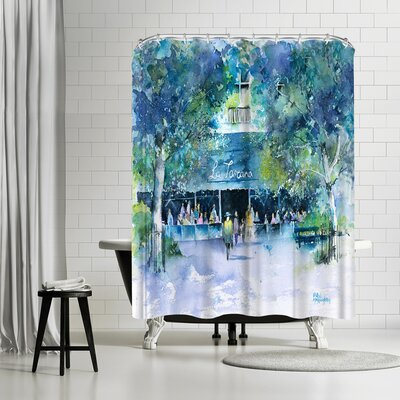 Rachel McNaughton La Toscana Shower Curtain