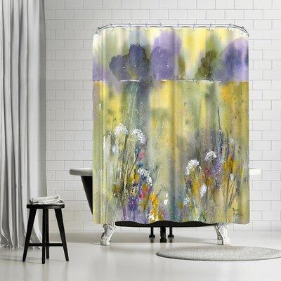Rachel McNaughton Summer Meadow Shower Curtain