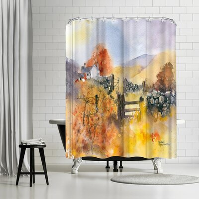 Rachel McNaughton Autumn Shower Curtain