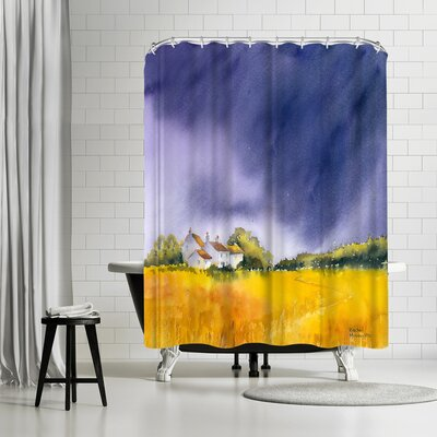 Rachel McNaughton Summer Storm Shower Curtain