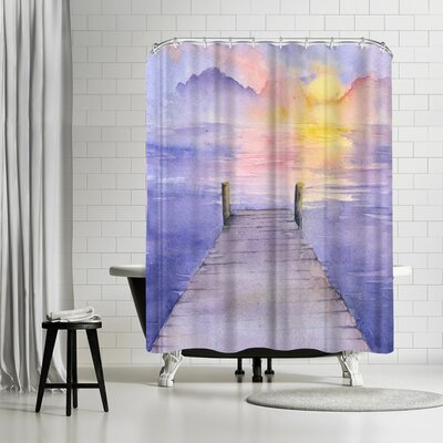 Rachel McNaughton Sundown Shower Curtain