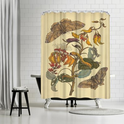 Adams Ale Bwm Shower Curtain