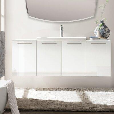 Cusack 55 Single Bathroom Vanity Set