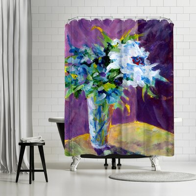 Sunshine Taylor Bride of the Day Shower Curtain