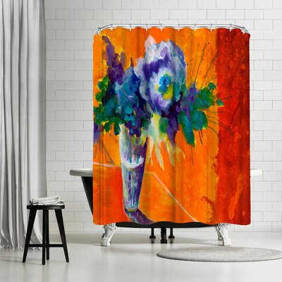 Sunshine Taylor Center Stage Shower Curtain