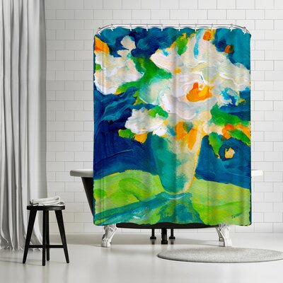 Sunshine Taylor Liberated Shower Curtain