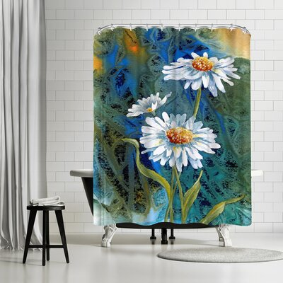 Sunshine Taylor Oh Happy Day Shower Curtain