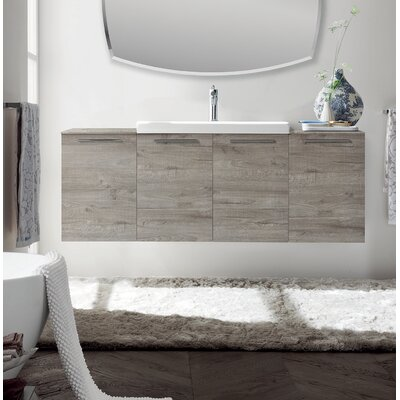 Cybulski 55 Single Bathroom Vanity Set