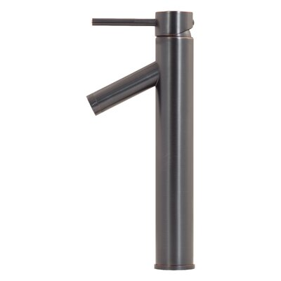 Dalyss Single Hole Single Handle Bathroom Faucet Finish: Oil Rubbed Bronze