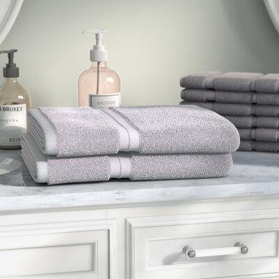 Patric Bath Towel Color: Chrome